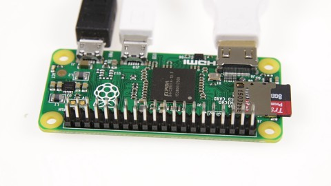 Raspberry Pi Zero - Test