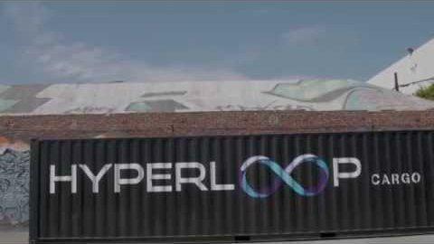 Hyperloop Technologies stellt sich vor