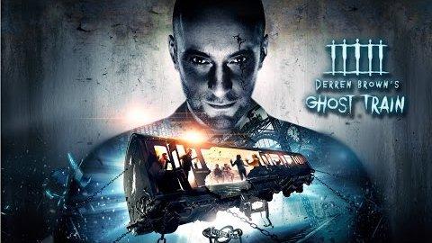 Derren Brown's Ghost Train - Trailer (VR-Theme-Park)