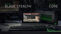 Razer Blade Stealth und Razer-Core-Grafikbox (Trailer)