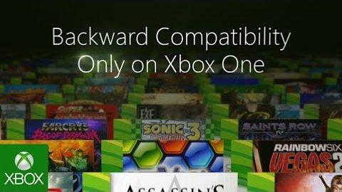 Xbox One Backward Compatibility - Trailer