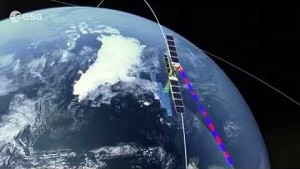 Kommunikation per Laser - Esa