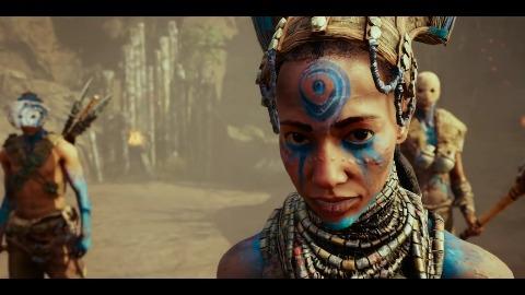 Far Cry Primal Charaktere und Sprache - Herstellervideo