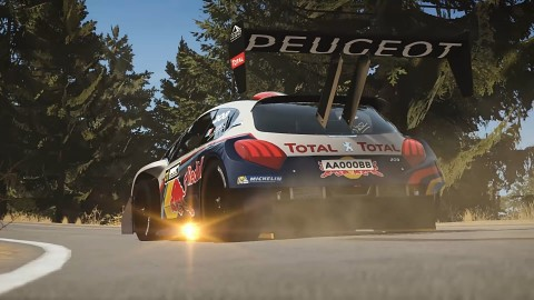 Sébastien Loeb Rally Evo - Trailer (Launch)
