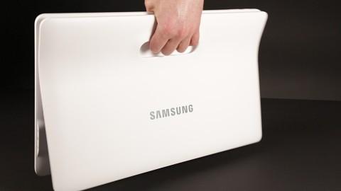 Samsung Galaxy View - Test