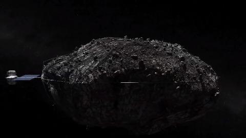 Deep Space Industries - Firmenvideo