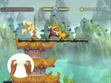 Wario Land Shake Dimension - Spielszenen