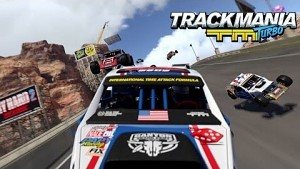 Trackmania Turbo - Trailer