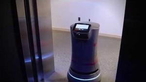 Robotischer Butler Relay - Savioke