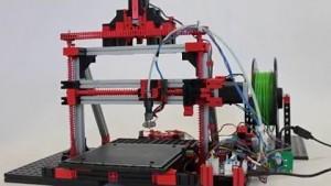 Fischertechnik-3D-Drucker - Produktvideo