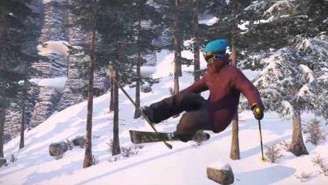 Snow-Open-Beta - Trailer