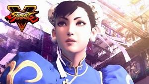 Street Fighter 5 - CGI-Trailer