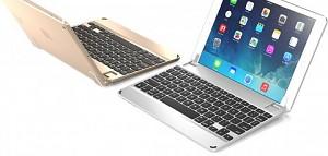 BrydgeAir - die Tastatur macht das iPad zum Notebook