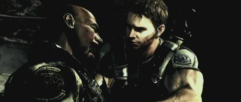 Resident Evil 5 - TGS 2008 Trailer
