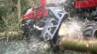 Glasfaser - ein Holzweg (Firmenvideo Telekom)