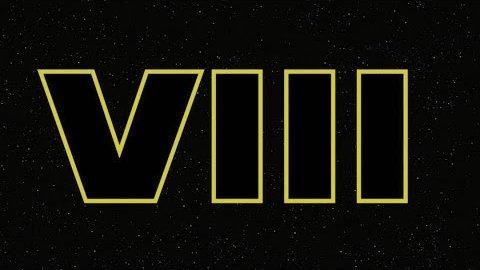 Star Wars Episode 8 - Production Announcement