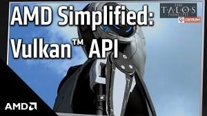 Vulkan-API erklärt - Trailer (AMD)