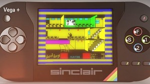 Sinclair ZX Spectrum Vega Plus - Trailer (Indiegogo)