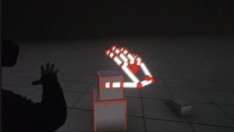 Leap Motion Orion - Herstellervideo