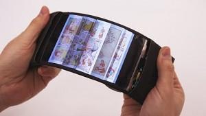 ReFlex (flexibles Smartphone) - Trailer