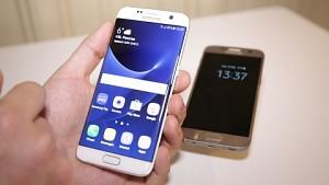 Samsung Galaxy S7 Edge - Hands on (MWC 2016)