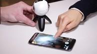 Samsung Gear 360 - Hands on (MWC 2016)
