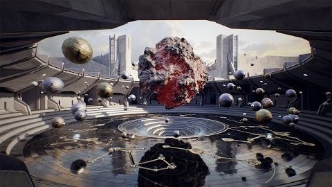 Unreal Engine - Trailer (Protostar on Vulkan API)