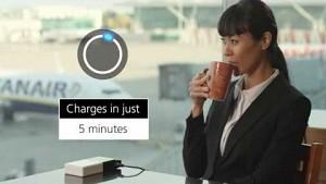 Mobiles Ladegerät mit Superkondensator - Zapgo