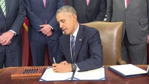 Obama unterzeichnet Judicial Redress Act