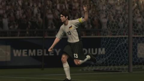 Pro Evolution Soccer 2009 - Impressionen