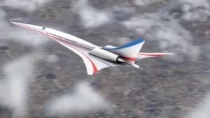 Überschallfliegen ohne Knall - Nasa