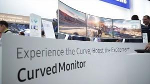 Samsung Displays - CES 2016 Vorstellung