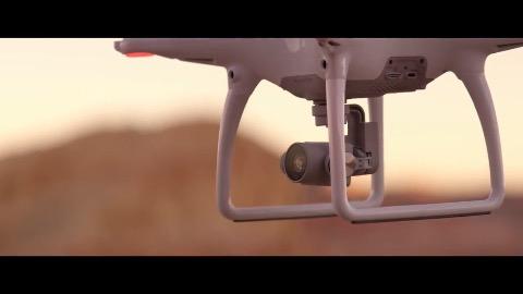 DJI Phantom 4 (Herstellervideo)