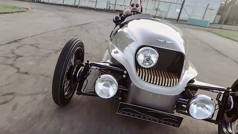 Morgan EV3 (Herstellervideo)