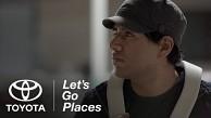 Navigationssystem für Sehbehinderte - Toyota