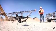 Autodesk und 3D Robotics - Datenakquise per Drohne