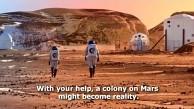 Pflanzen auf dem Mars und dem Mond - Uni Wageningen