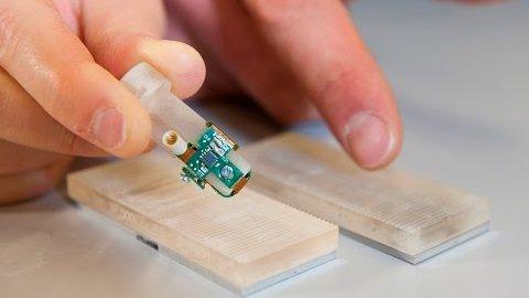 Fingerprothese mit Gefühl - EPFL