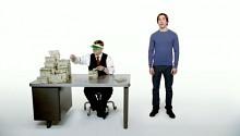 Apple-Werbespot Get a Mac - Beancounter