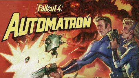 Fallout 4 Automatron - Trailer