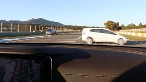 Bremsassistent und Park-Pilot der Mercedes E-Klasse angesehen