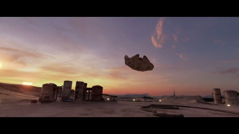 Star Wars VR Experience - Trailer (GDC 2016)