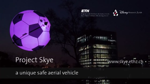 Project Skye stellt sich vor