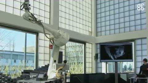 Bauroboter In Situ Fabricator - ETH Zürich