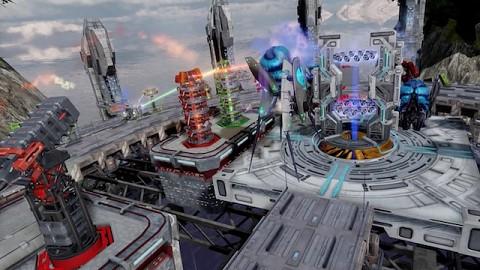 Defense Grid VR - Trailer (GDC 2016)