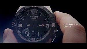Tissot Smart Touch (Herstellervideo)