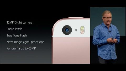 Apple stellt das iPhone SE vor