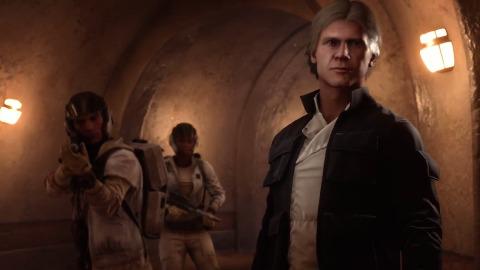 Star Wars Battlefront Outer Rim - Trailer (Gameplay)