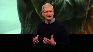 Politik auf der Apple-Keynote - Statement über Datenschutz