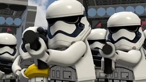 Lego Star Wars - Erwachen der Macht (Gameplay)